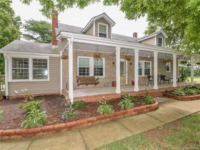 Statesville Single Family Home For Sale: 115 Troutman Farm Road