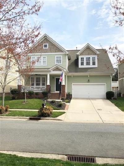 Mooresville, Kannapolis Single Family Home For Sale: 112 Pavillion Lane