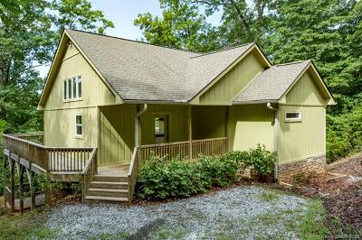 Lake Lure Single Family Home For Sale: 201 Hummingbird Way