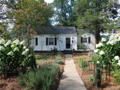 Charlotte Single Family Home For Sale: 1185 Leigh Avenue