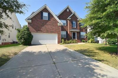 Charlotte NC Single Family Home For Sale: $355,000