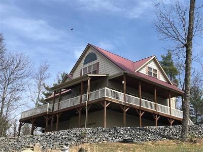 Lenoir Single Family Home For Sale: 2432 Long Ridge Trail #53
