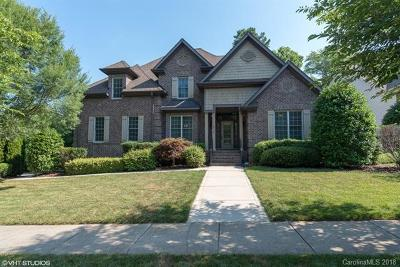 Cornelius Single Family Home For Sale: 10119 Squires Way