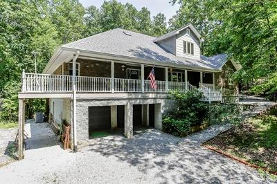 Tryon Single Family Home For Sale: 132 Foxwood Drive #7 Phase