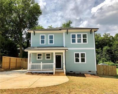 Charlotte Single Family Home For Sale: 1826 Berryhill Road