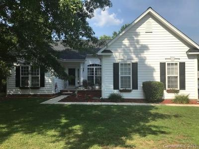 Mooresville, Kannapolis Single Family Home For Sale: 148 Easy Street #62