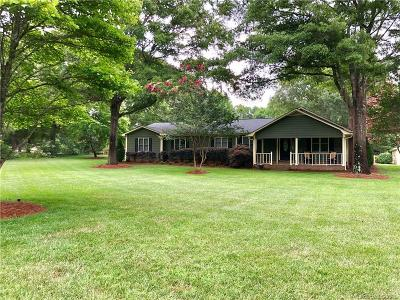 Monroe Single Family Home For Sale: 2320 Fowler Secrest Road