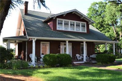 Ashe County, Avery County, Burke County, Alexander County, Caldwell County, Watauga County Single Family Home For Sale: 101 Davis Street
