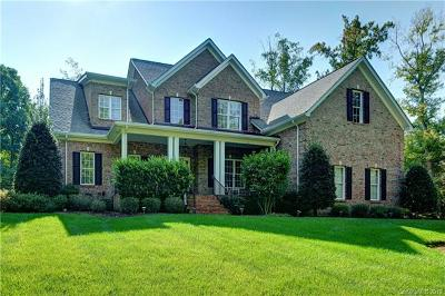 Mooresville Single Family Home For Sale: 268 Indian Trail