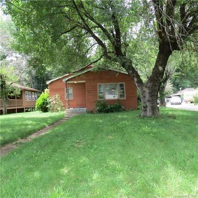 Waynesville Single Family Home For Sale: 497 Georgia Avenue