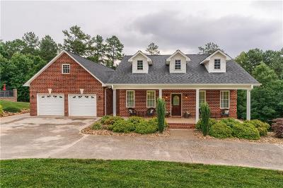 Caldwell County Single Family Home Under Contract-Show: 5698 Long Bay Drive