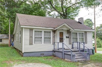 Gastonia Single Family Home For Sale: 428 S Avon Street