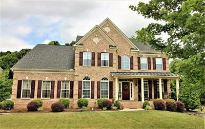 Waxhaw Single Family Home For Sale: 7614 Berryfield Court
