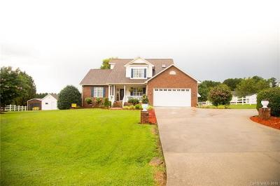 Lincolnton Single Family Home For Sale: 1583 Beverly Lane