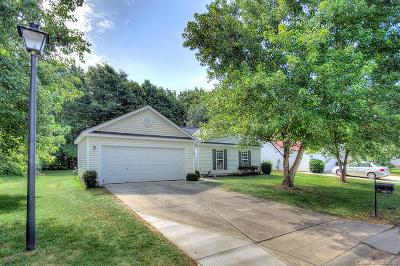 Indian Trail Single Family Home Under Contract-Show: 3404 Braefield Drive