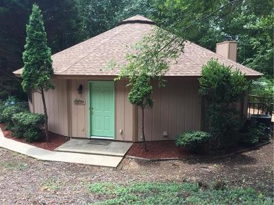 Lake Lure Single Family Home For Sale: 106 Carner Court