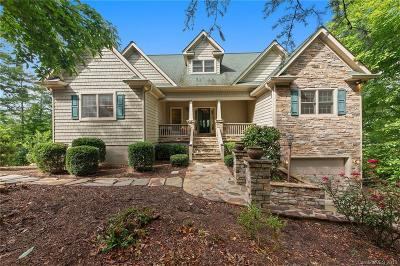 Lake Lure Single Family Home For Sale: 180 South Drive
