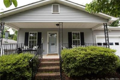 Belmont Single Family Home Under Contract-Show: 119 Harris Street