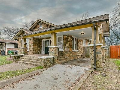 Wesley Heights Single Family Home For Sale: 315 Wesley Heights Way