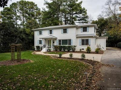 Single Family Home For Sale: 2219 Providence Road