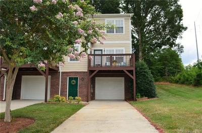 Mooresville Condo/Townhouse For Sale: 163 High Ridge Road