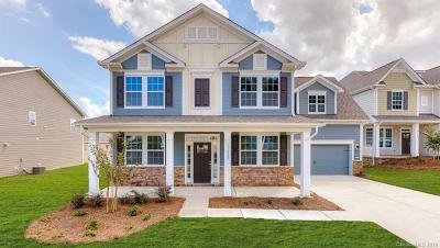 Huntersville Single Family Home For Sale: 11263 Trailside Road NW #Lot 8