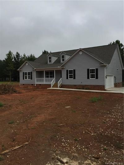 Single Family Home For Sale: 830 Tirzah Road #Lot 6