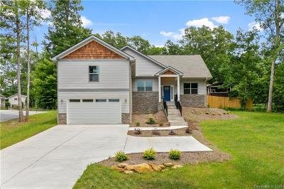 Candler Single Family Home For Sale: 19 Dynasty Lane