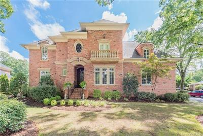 Myers Park Condo/Townhouse For Sale: 1257 S Kings Drive