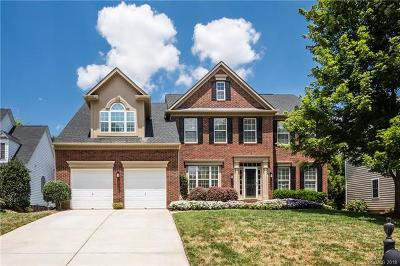 Hunter Oaks Single Family Home For Sale: 605 Queenswater Lane