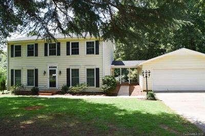 Lincolnton Single Family Home Under Contract-Show: 443 Caprice Circle