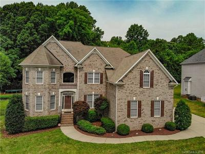 Huntersville Single Family Home For Sale: 11921 New Bond Drive
