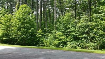 Brevard Residential Lots & Land For Sale: Mountain Brook Trail #L-49
