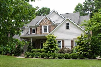 Mooresville Single Family Home For Sale: 298 McCrary Road