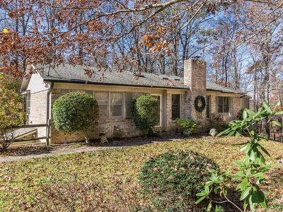 Hendersonville Single Family Home For Sale: 403 Haywood Knolls Drive