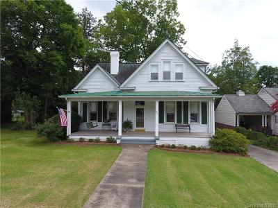 Wadesboro Single Family Home For Sale: 311 W Wade Street