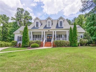 Mooresville Single Family Home For Sale: 173 Freshwater Lane