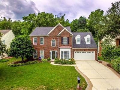 Huntersville Single Family Home For Sale: 7722 Epping Forest Drive