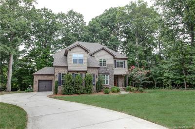 Matthews Single Family Home For Sale: 100 Sardis Mill Drive
