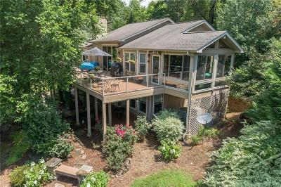 Lake Lure Single Family Home For Sale: 190 Sheepnose Drive
