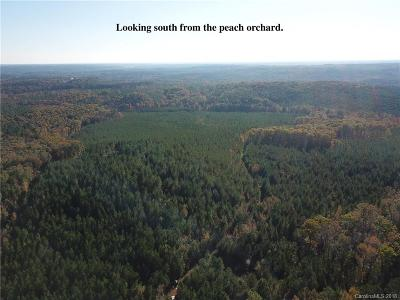Anson County Residential Lots & Land For Sale: Pit Road