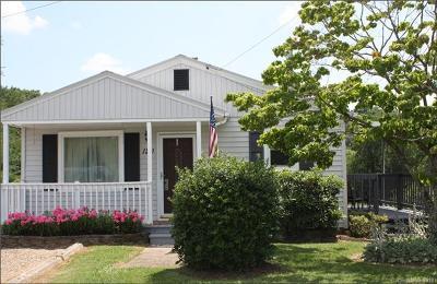 Asheville Single Family Home For Sale: 120 Cedar Hill Road
