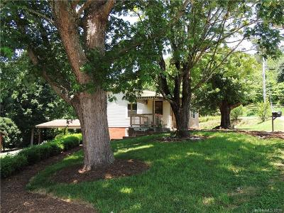 Asheville Single Family Home For Sale: 84 Maxwell Road