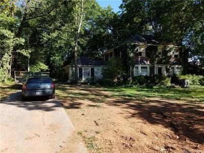 Charlotte Single Family Home For Sale: 1819 S Wendover Road