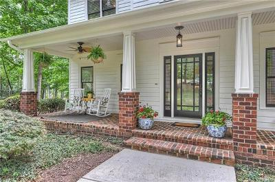 Mooresville Single Family Home For Sale: 180 Atlantic Way