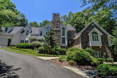 Statesville Single Family Home For Sale: 3216 Pinehurst Road