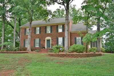 Rock Hill Single Family Home For Sale: 1677 Hunting Court