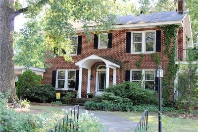 Single Family Home For Sale: 204 S Elm Street