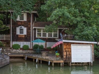 Lake Lure, Mill Spring Single Family Home For Sale: 108 Havnaers Point Circle