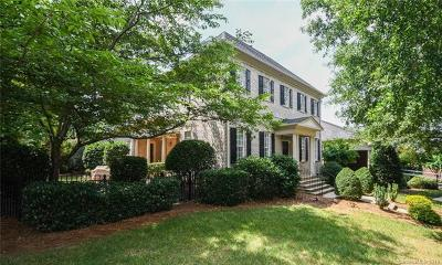 Charlotte Single Family Home For Sale: 14824 Ballantyne Glen Way #804